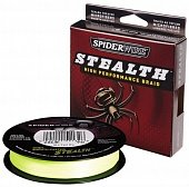 Плетёнка Spiderwire Stealth 137m Yellow 0.17 1087210